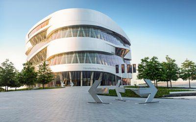 Das Epizentrum der Automobilindustrie